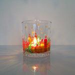 Świąteczny świecznik – 2