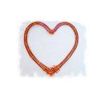 Walentynkowe Miedziane Serce – tutorial