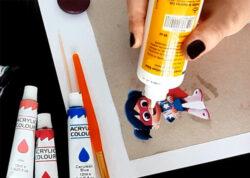 Jak zrobić samodzielnie figurki do zabawy